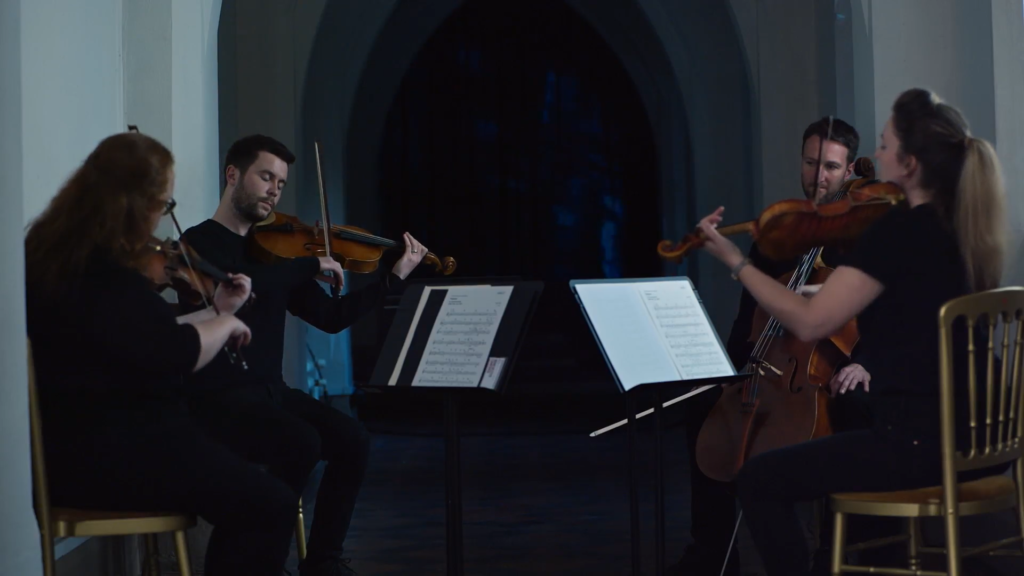 University of Sheffield & Professor Simon Keefe: Rethinking Mozart's 'Haydn' Quartets