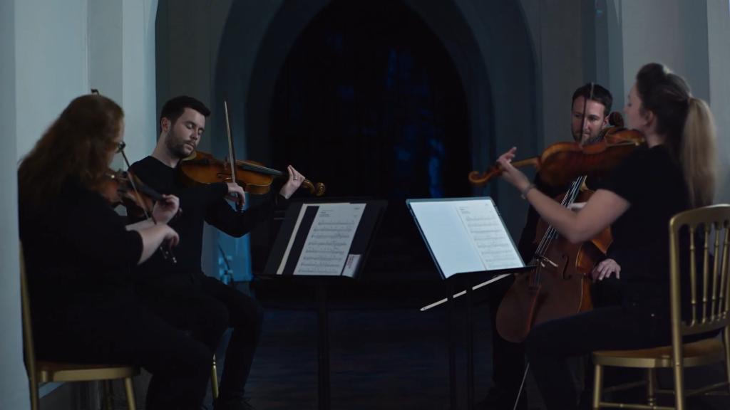 University of Sheffield & Professor Simon Keefe: Rethinking Mozart's 'Haydn' Quartets