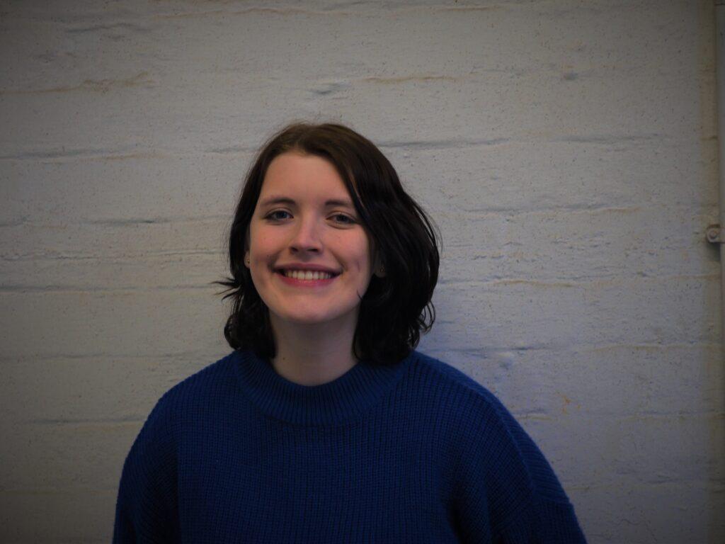 New PhD partnership. Introducing: Katherine Blumer