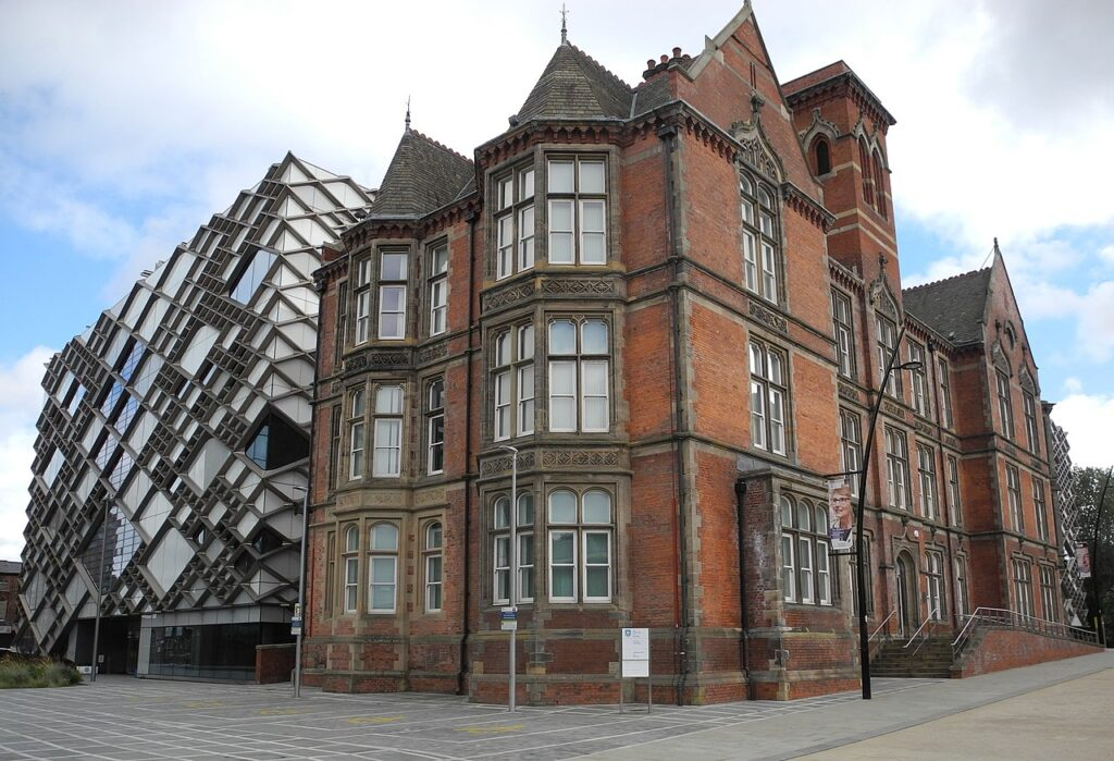 Creative Masterclass in collaboration with the University of Sheffield