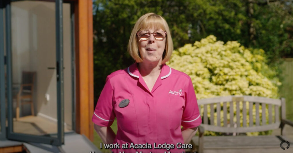 A Care Worker's Story