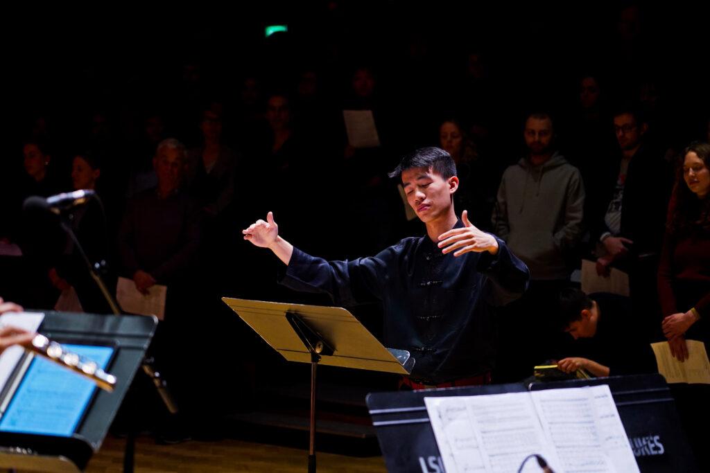 RPS Composer Alex Ho to work with Manchester Camerata