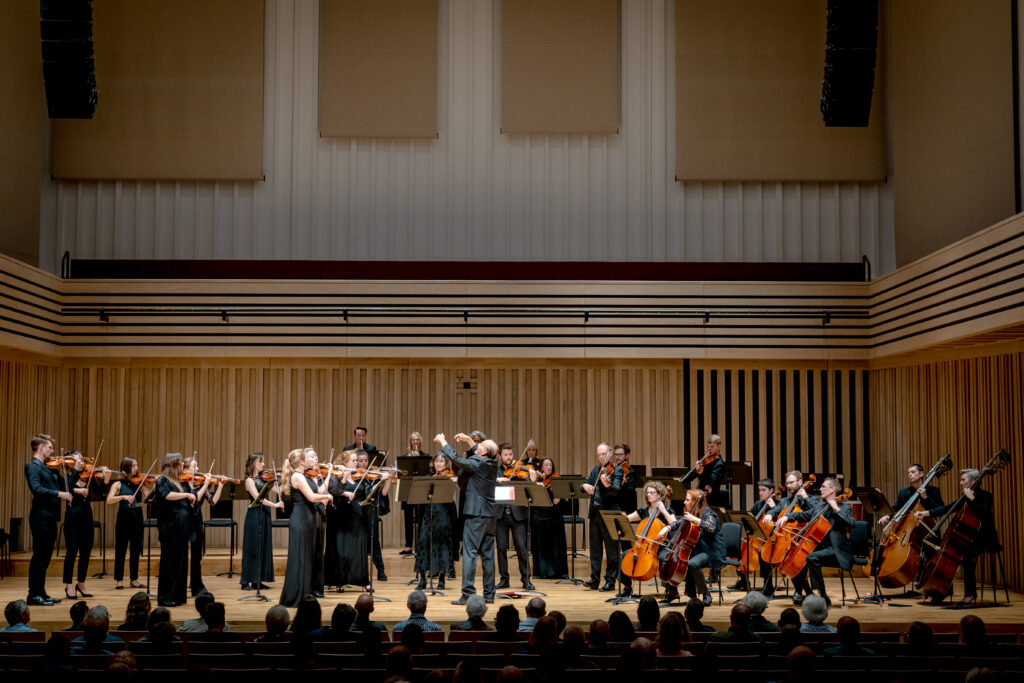 Mozart, Made in Manchester concert gets four-star reviews from Bachtrack and The Arts Desk.