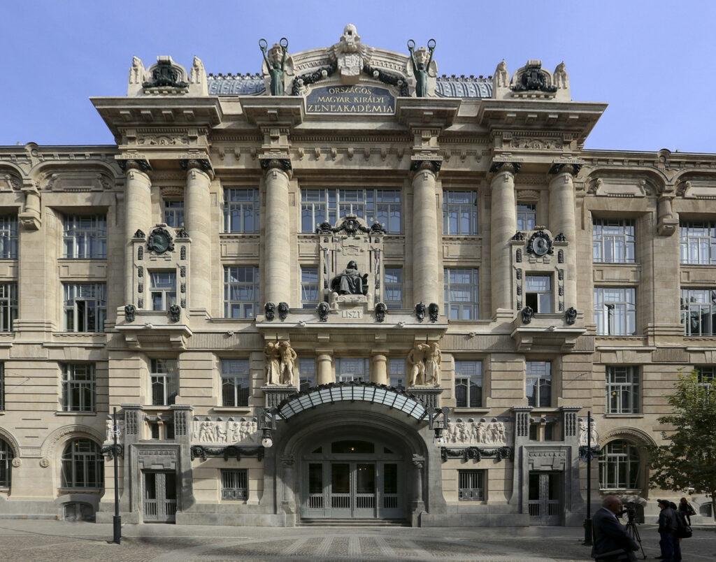 Manchester Camerata at The Liszt Academy, Hungary
