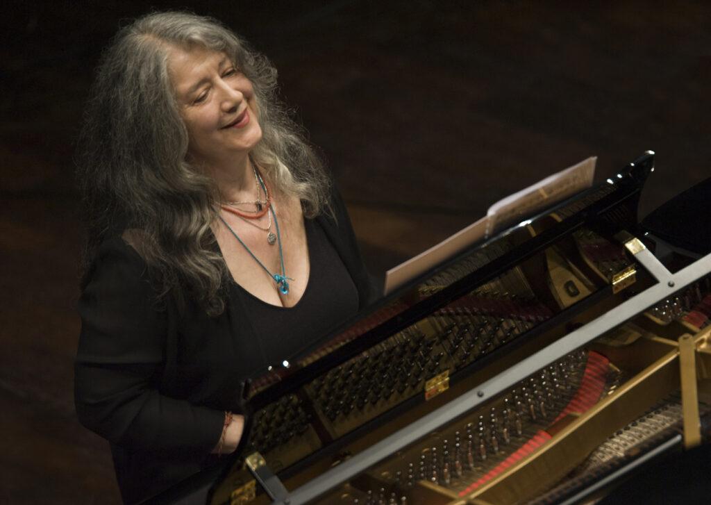 Manchester Camerata & Martha Argerich